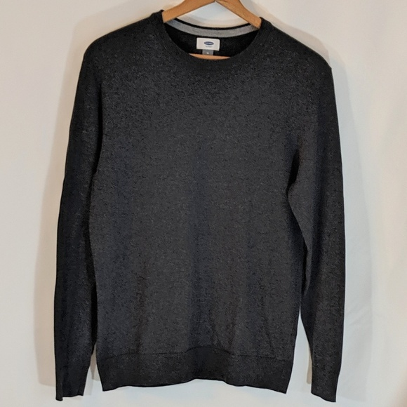 Old Navy Other - Gray Old Navy Casual  Sweater sz M
